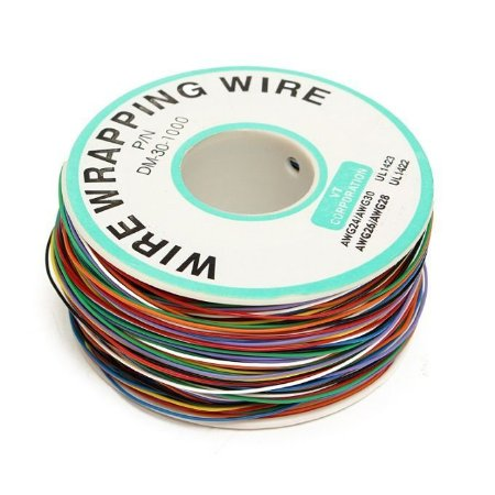 FIO WIRE WRAP 120M 30AWG 8 CORES