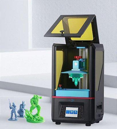 Anycúbico photon impressora 3D UV RESINA