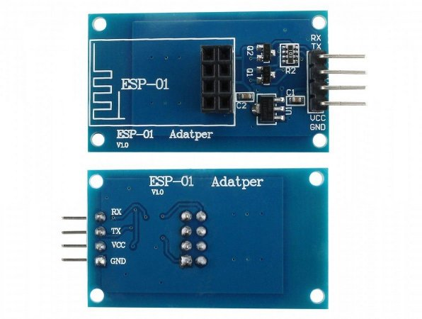 Adaptador para Módulo WiFi ESP8266 ESP-01