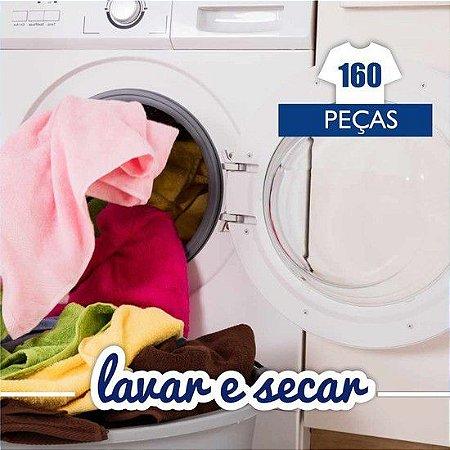 Lavar e Secar - 160 Peças