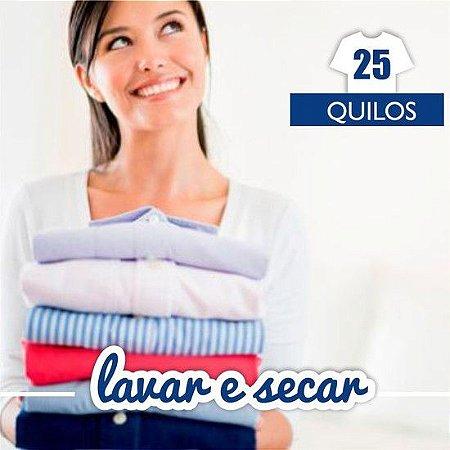 Lavar e Secar - 25kg