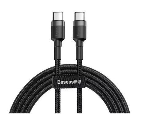 Cabo USB-C para USB-C 100w - 2,00m - BASEUS
