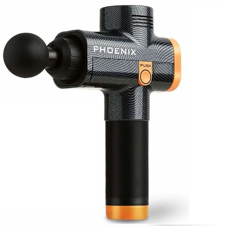 Pistola Massageadora Muscular Phoenix A2 Profissional