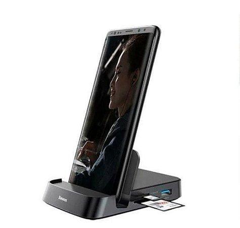 Hub Adaptador e Dock Station USB-C 3.1 7 em 1 Samsung