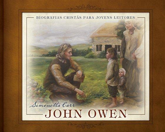 John Owen - Simonetta Carr