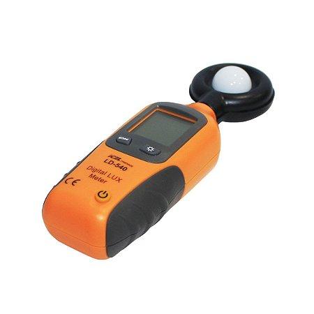 Luxímetro Digital Icel Ld-540 Escala: 0 A 200.000 Lux ( Fc)