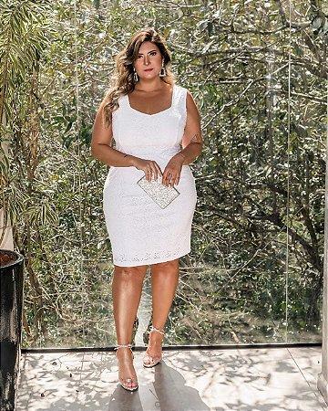 Vestido em Lese Luciane