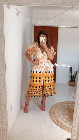 Vestido Plus Size Maya