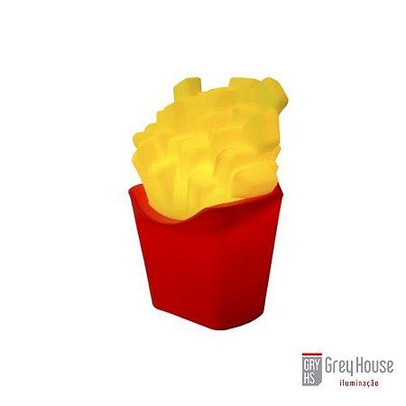 Luminária Fritas | Grey House