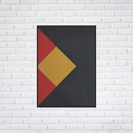 Quadro Decorativo Moldura Filete 50 x 70 cm | All Arts