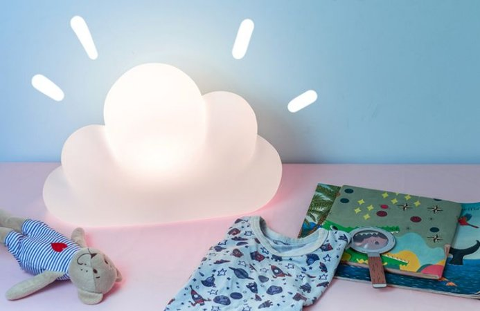 Luminária de Mesa Nuvem | Usare