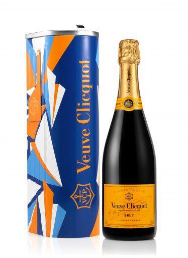 Champagne Veuve Clicquot Brut Mailbox Eileen Ugarkovic 750ml
