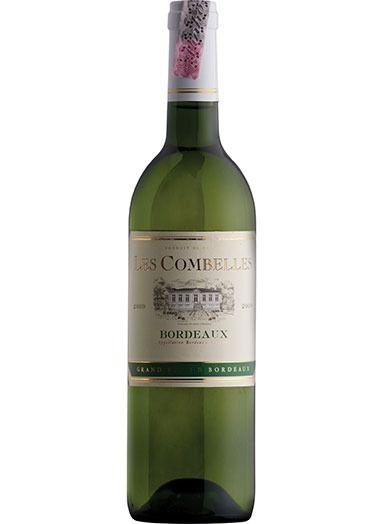 Vinho Branco Les Combelles Bordeaux 750ml
