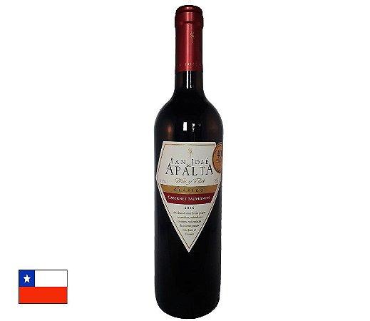 Vinho Tinto San José de Apalta Classico Cabernet Sauvignon 750ml