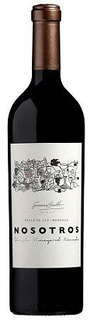 Vinho Tinto Susana Balbo Nosotros Malbec Single Vineyard Nómade 750ml