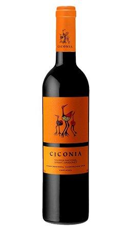 Vinho Tinto Ciconia Touriga Nacional/Syrah/Aragonez 750ml