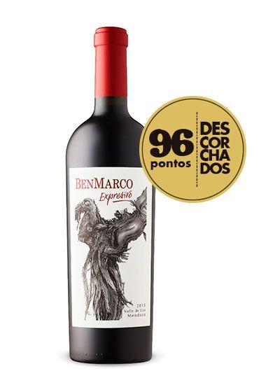 Vinho Tinto BenMarco Expresivo 750ml