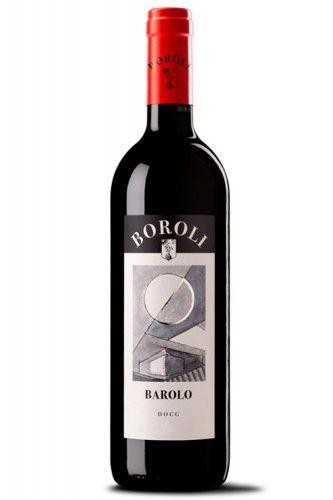 Vinho Tinto Boroli Barolo DOCG 750ML
