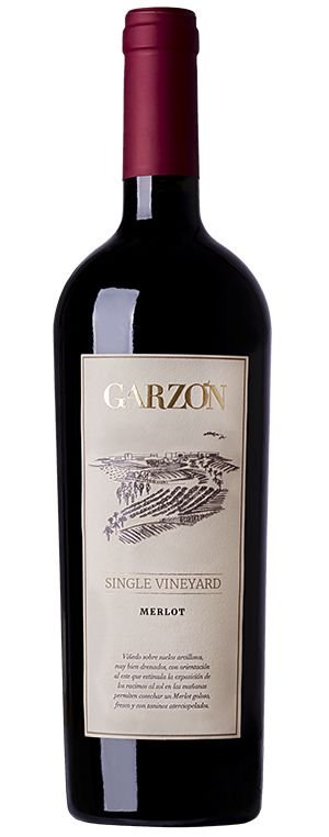 Vinho Tinto Garzón Single Vineyard Merlot 750ml