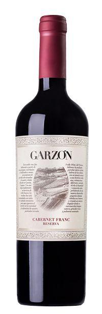 Vinho Tinto Garzón Reserva Cabernet Franc 750ml