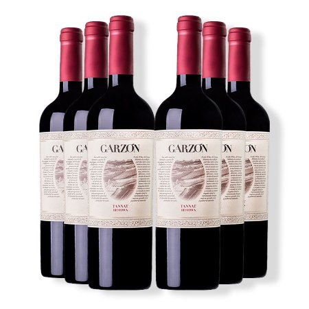Vinho Tinto Garzón Reserva Tannat 750ml Compre 5 Ganhe o 6°