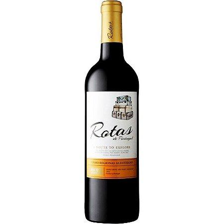 Vinho Tinto Rotas de Portugal 750ml