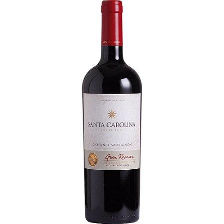 Vinho Tinto Santa Carolina Gran Reserva Cabernet Sauvignon 750ml