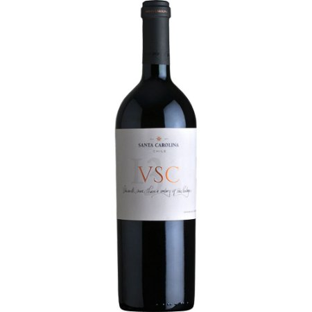 Vinho Tinto Santa Carolina VSC 750ml
