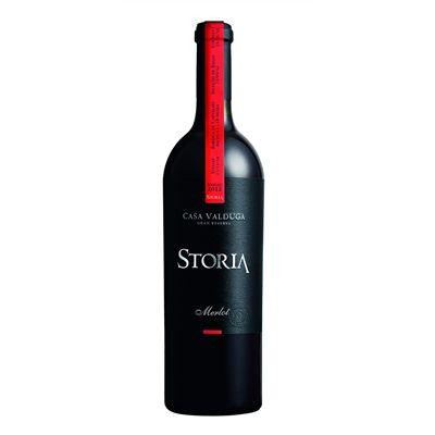 Vinho Tinto Casa Valduga Gran Reserva Storia Merlot 750ml
