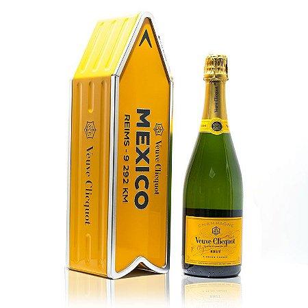 Champagne Veuve Clicquot Brut City Arrow 750ml
