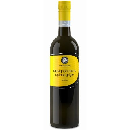 Vinho Branco Puklavec & Friends Sauvignon Blanc Pinot Grigio 750ml