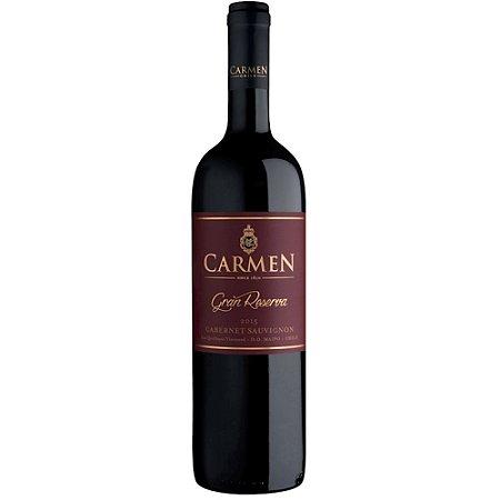 Vinho Tinto Carmen Gran Reserva Cabernet Sauvignon 750ml