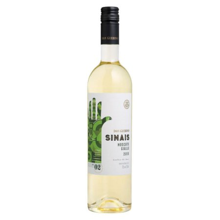 Vinho Don Guerino Sinais Moscato Giallo 750 mL