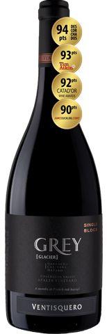 Vinho Tinto Chileno Ventisquero Grey Pinot Noir 750ml