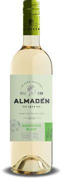 Vinho Almadén Sauvignon Blanc - 750ML