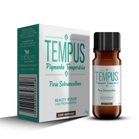 TEMPUS PIGMENTO TEMPORARIO - CAFE INTENSO