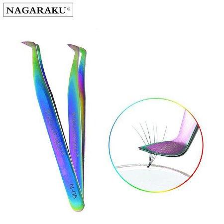 Pinça Nagaraku Volume Russo