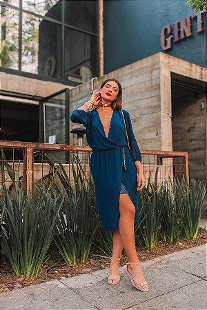 Vestido Midi Onza