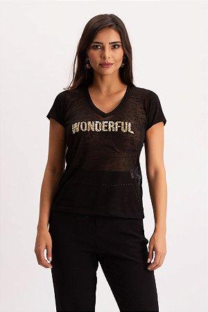 T-shirt Wonderful