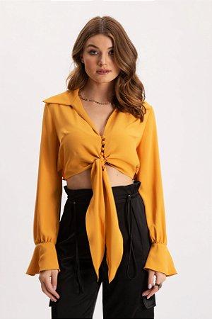 Camisa Cropped Tangier