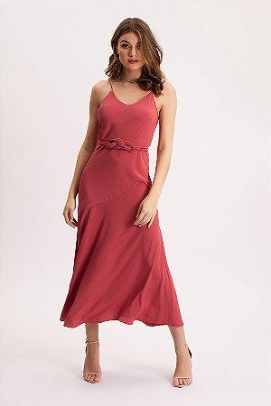 Vestido Midi Tangier