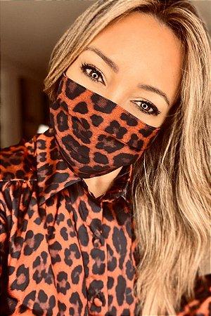 Máscara De Proteção Jaguar