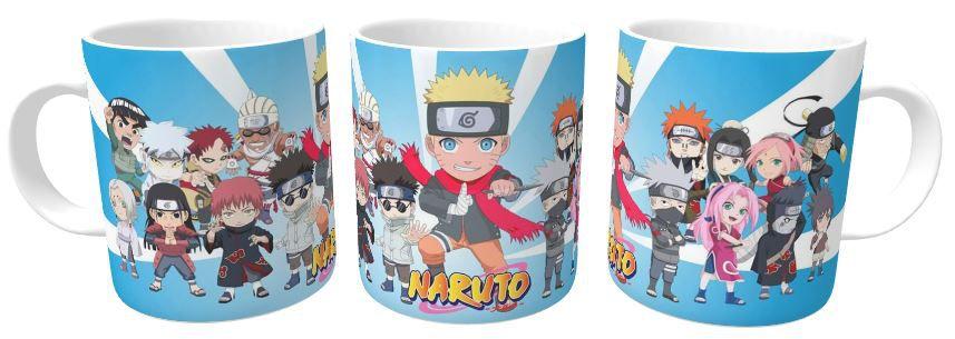 Canecas Personalizadas Naruto