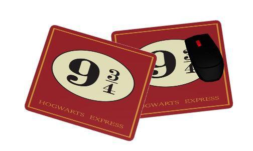 Mousepad 9 3/4 HOGWARTS