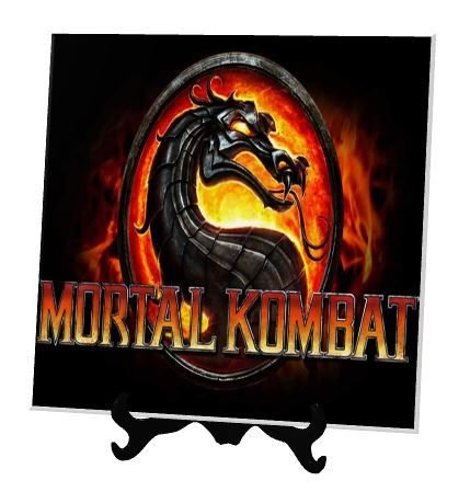 Azulejo Personalizado Mortal Kombat