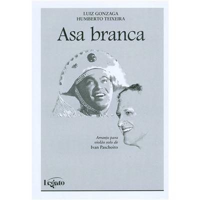 ASA BRANCA - partitura para violão - Luiz Gonzaga e Humberto Teixeira
