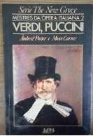 SÉRIE THE NEW GROVE – MESTRES DA ÓPERA ITALIANA 2 Verdi, Puccini