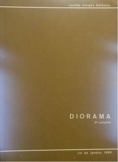 DIORAMA 2° VOLUME – Cacilda Borges Barbosa