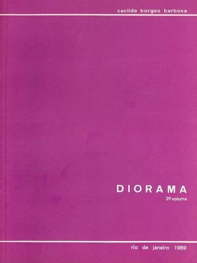 DIORAMA 3° VOLUME – Cacilda Borges Barbosa