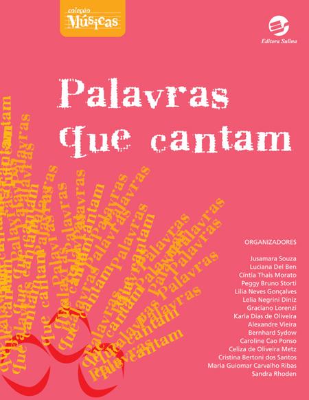 PALAVRAS QUE CANTAM